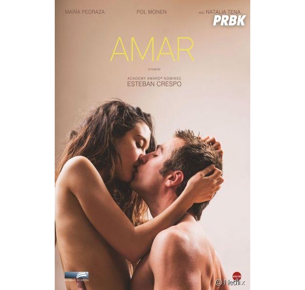 Maria Pedraza alias Alison Parker dans La Casa de Papel est aussi à l'affiche du film Amar.