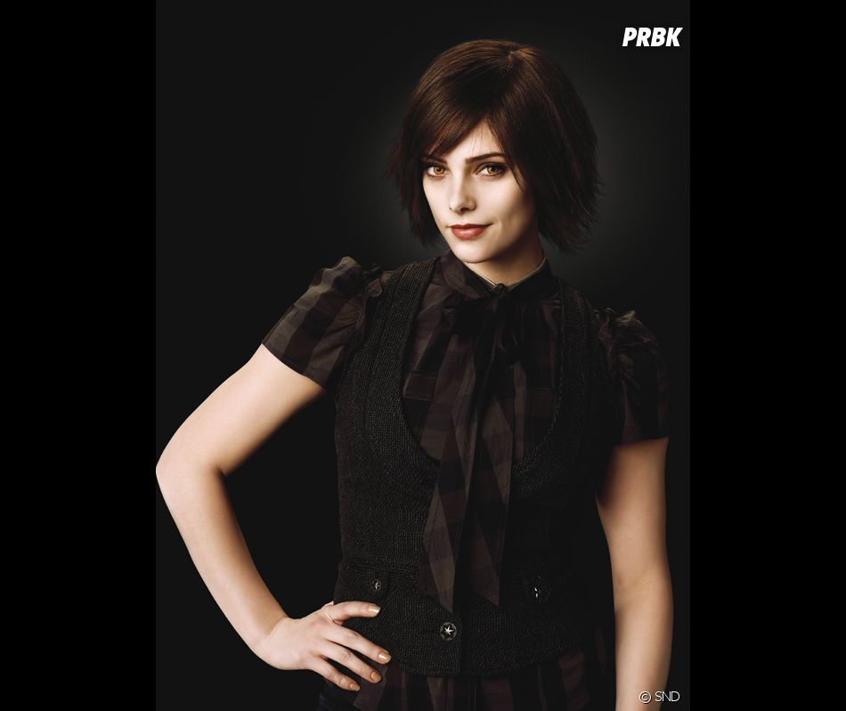 Ashley Greene a joué Alice Cullen dans Twilight