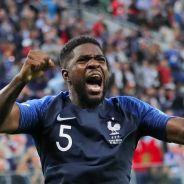 Coupe du Monde 2018 : Samuel Umtiti a lui aussi sa chanson après son but contre la Belgique
