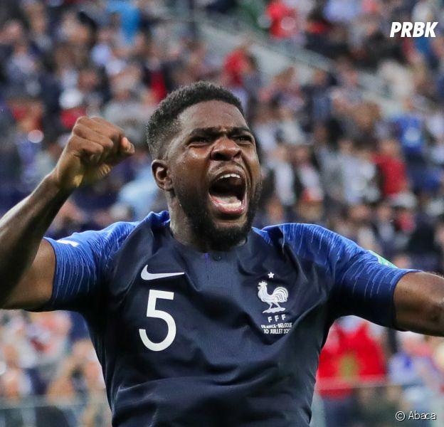 Coupe du Monde 2018 : Samuel Umtiti a lui aussi son chant après son but contre la Belgique