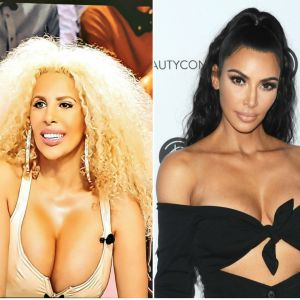 """Afida Turner clashe Kim Kardashian qui n'a """"pas de métier"""" et la télé-réalité d'aujourd'hui"""
