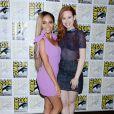 Vanessa Morgan et Madelaine Petsch au Comic Con 2018