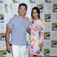 Mark Consuelos et Marisol Nichols au Comic Con 2018