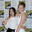 Camila Mendes et Lili Reinhart au Comic Con 2018