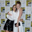 Lili Reinhart et Camila Mendes au Comic Con 2018