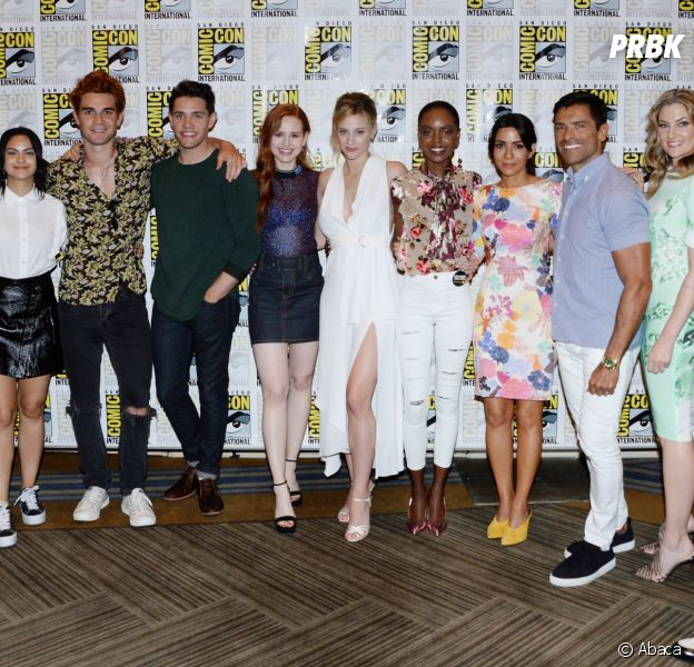 Riverdale saison 3 : les acteurs de la série présents au Comic Con 2018