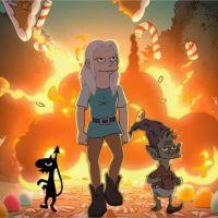 Désenchantée : Netflix et le papa des Simpson dévoilent une bande-annonce totalement folle