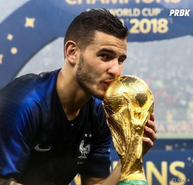 Lucas Hernandez bientôt papa : le joueur des Bleus attend son autre plus beau trophée