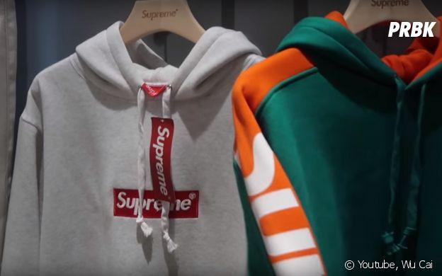 Supreme : une fausse boutique a encore ouvert en Chine !