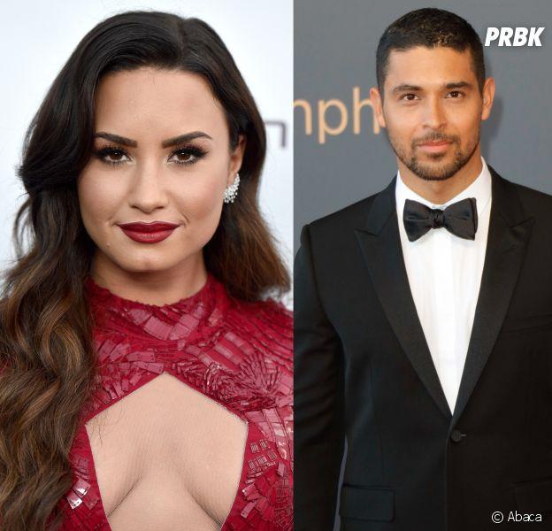 """Demi Lovato """"va mieux"""" : son ex Wilmer Valderrama est à l'hôpital """"tous les jours"""" auprès d'elle."""