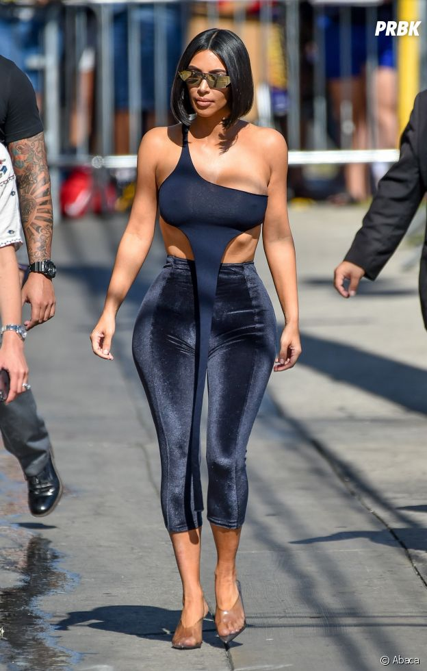 """Kim Kardashian """"anorexique"""" ? Ses soeurs Kendall Jenner et Khloe Kardashian la trouvent trop amincie !"""