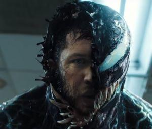 Venom : Tom Hardy bluffant dans une nouvelle bande-annonce inquiétante !