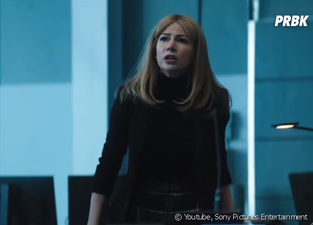 Le méchant s'affiche dans le trailer final — Venom