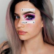 """""""Instaception"""", la tendance makeup qui montre la différence entre Instagram et la réalité 💄"""