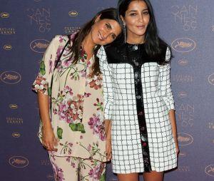 Géraldine Nakache et Leila Bekhti amies depuis Tout ce qui brille