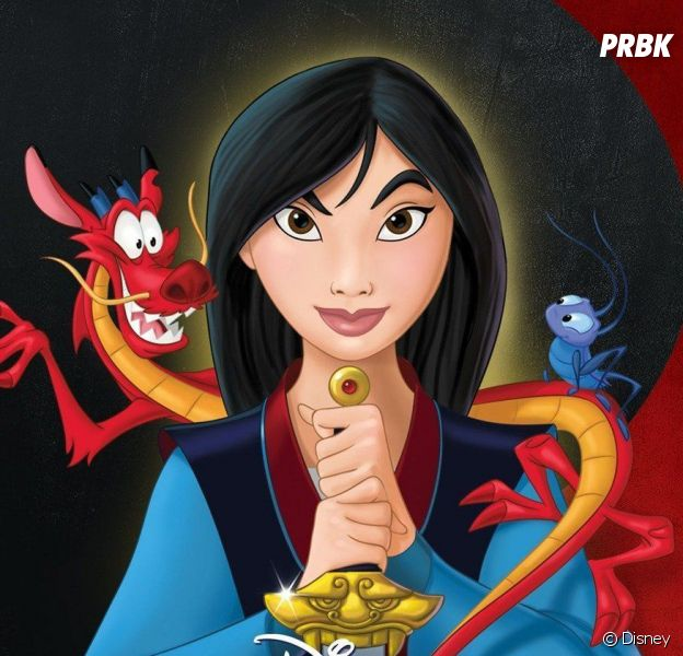 Mulan : la première image du film dévoilée