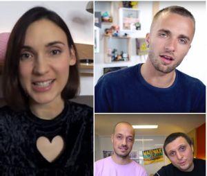 Squeezie, McFly & Carlito, Natoo... première vidéo VS aujourd'hui, ils ont bien changé !