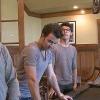 Jonas Brothers ... Suivez-les dans leur vie quotidienne