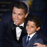 """Cristiano Ronaldo sur son fils Cristiano Jr : """"je rêve qu'il devienne footballeur professionnel"""" ⚽"""