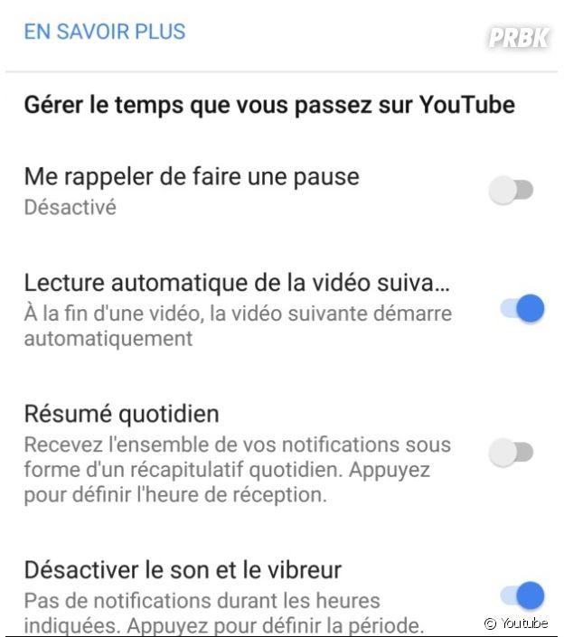 Vous êtes trop souvent sur Youtube ? Google vous prévient désormais du temps passé !