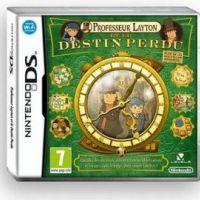 Professeur Layton ... la saga revient sur DS avec Le Destin Perdu