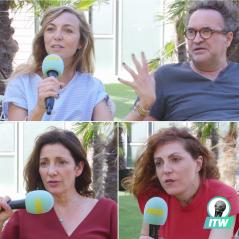 Scènes de ménages : le départ d'Audrey Lamy et Loup-Denis Elion vu par les acteurs (interview)
