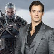 The Witcher : Henry Cavill sera Geralt dans une série de Netflix