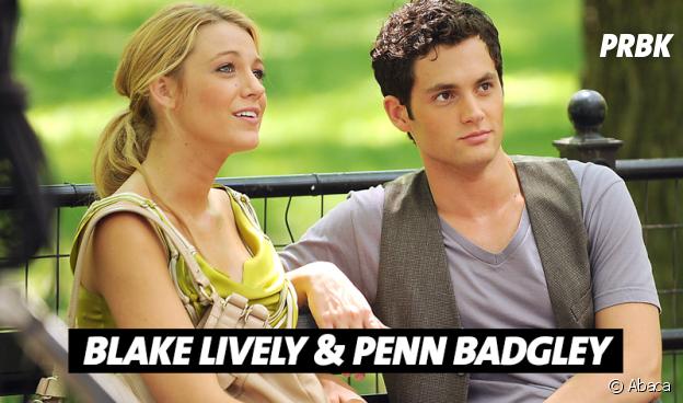 Gossip Girl : Blake Lively et Penn Badgley ont été en couple