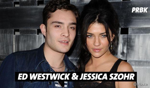 Gossip Girl : Ed Westwick et Jessica Szohr ont été en couple