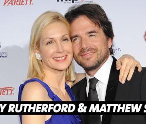 Gossip Girl : Kelly Rutherford et Matthew Settle auraient été en couple