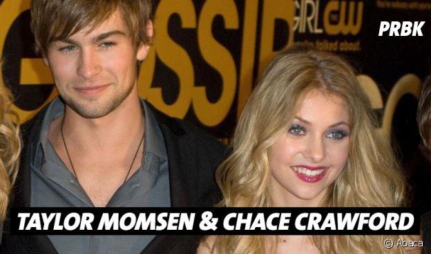 Gossip Girl : Taylor Momsen et Chace Crawford auraient été en couple