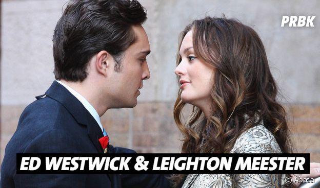 Gossip Girl : Ed Westwick et Leighton Meester auraient été en couple selon les rumeurs