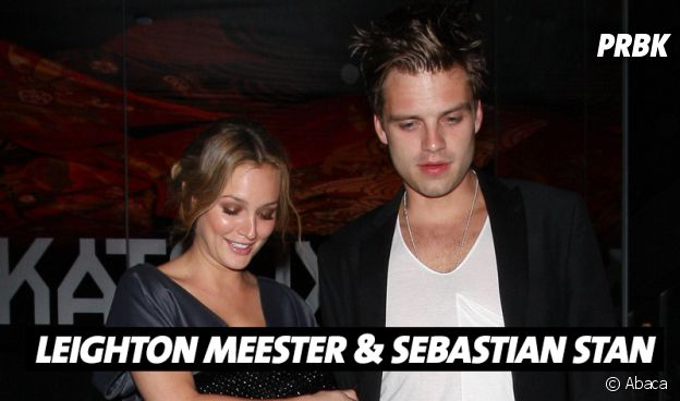 Gossip Girl : Leighton Meester et Sebastian Stan ont été en couple