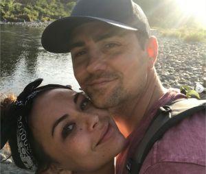 Janel Parrish et Chris Long se sont dit oui