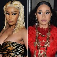 "Nicki Minaj menace Cardi B après son attaque : ""envoyez cette femme en enfer"""