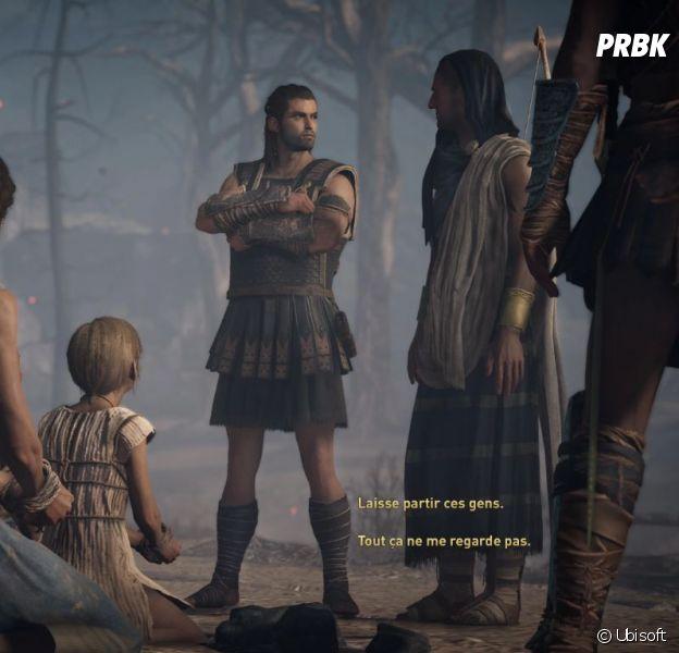Assassin's Creed Odyssey : nouveau trailer à quelques jours de la sortie du jeu