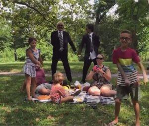 Justin Bieber et Jimmy Fallon s'éclatent en plein Central Park sur What Do You Mean