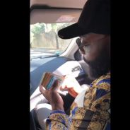 Kaaris : le rappeur distribue de l'argent à des sans-abris en pleine rue