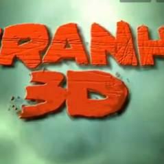 Piranha 3D ... Un extrait interdit aux âmes sensibles