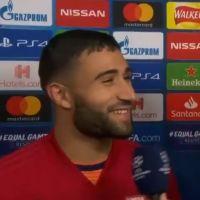 """""""I recup the ball"""" : Nabil Fekir tente de parler anglais et fait mourir de rire les internautes 😂"""
