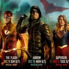 Arrow, Flash et Supergirl : un méchant totalement fou et Arkham au coeur du crossover