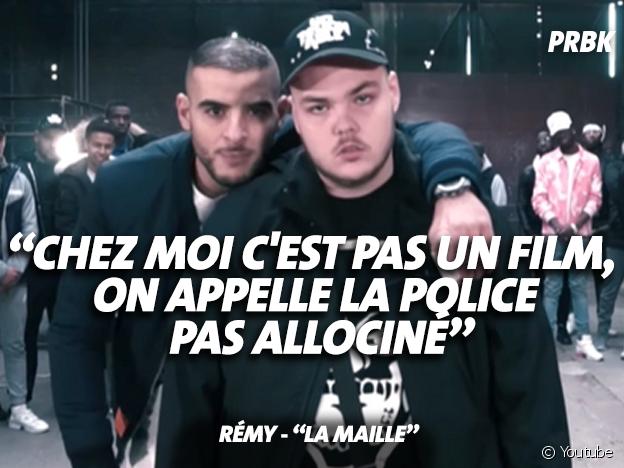 """Rémy - """"La Maille"""""""