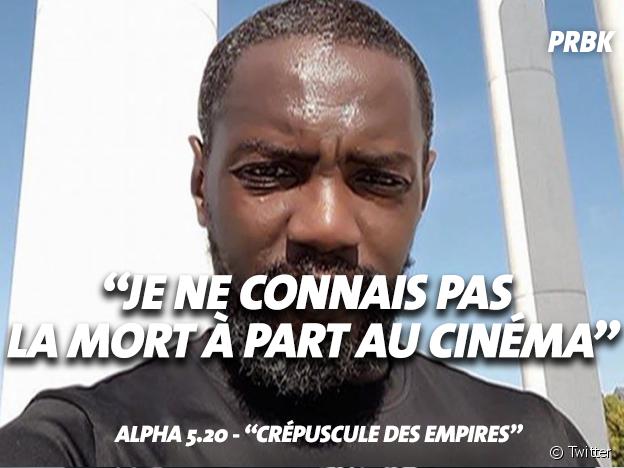 """Alpha 5.20 - """"Crépuscule des empires"""""""