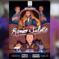 Cyprien et Squeezie : piégés par Mcfly & Carlito, ils vont devoir jouer Roméo et Juliette au théâtre
