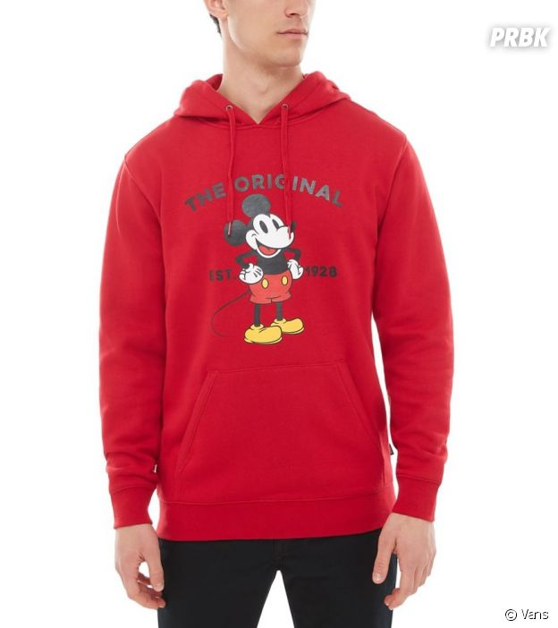 Disney x Vans : la collab qui célèbre les 90 ans de Mickey.