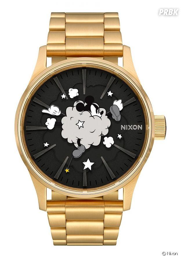 Nixon x Disney : la collab qui célèbre les 90 ans de Mickey.