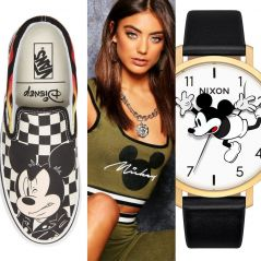 Vans, Boohoo, Nixon... Nos collabs coups de coeur mixtes pour les 90 ans de Mickey
