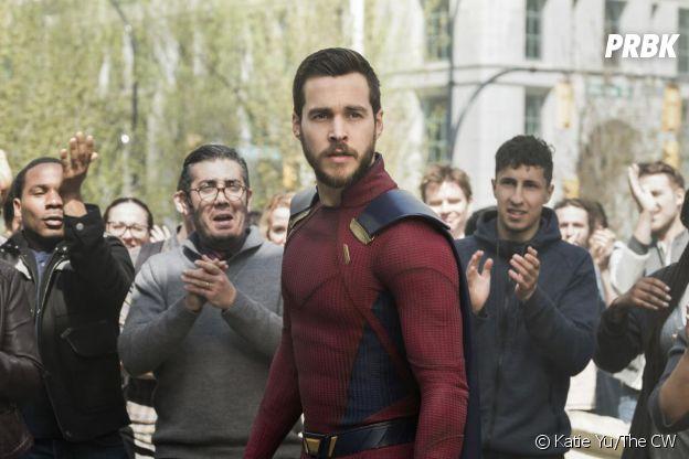 Supergirl saison 4 : Chris Wood quitte la série