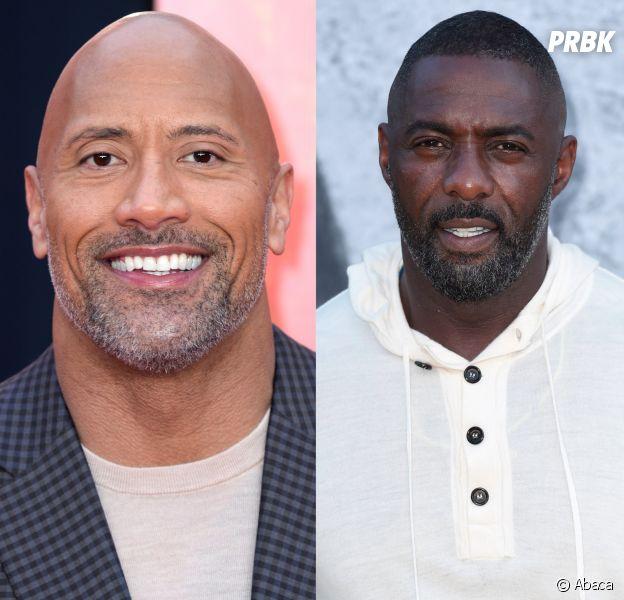 Fast & Furious : Dwayne Johnson dévoile une première photo d'Idris Elba dans le spin-off !