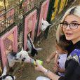 Kylie Jenner et Stormi : une sortie à la ferme pour la mère et la fille
